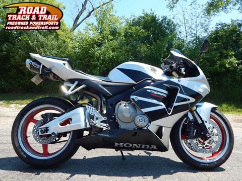 2005 Honda Cbr600rr For Sale In Big Bend Wi