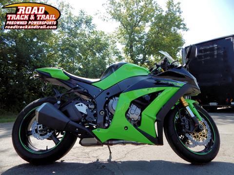 2013 Kawasaki Ninja ZX-10R for sale in Big Bend, WI