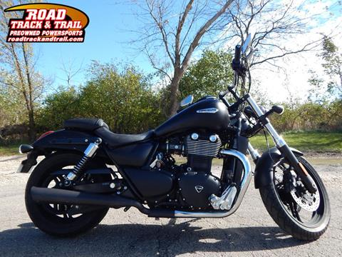 2012 Triumph Thunderbird for sale in Big Bend, WI