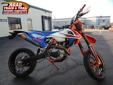 2018 KTM 450 EXC-F Six Days for sale in Big Bend, WI