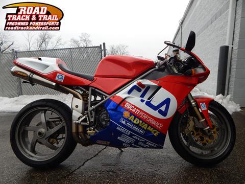 2000 Ducati 996 for sale in Big Bend, WI