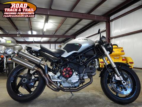 2007 Ducati Monster S2R 1000 for sale in Big Bend, WI
