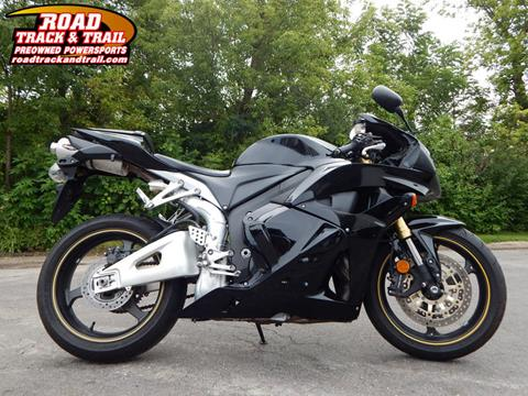2012 Honda CBR600RR for sale in Big Bend, WI