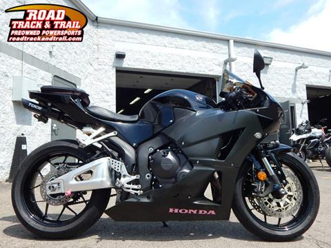 2014 Honda CBR600RR for sale in Big Bend, WI
