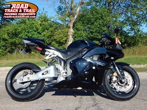 2011 Honda CBR600RR for sale in Big Bend, WI