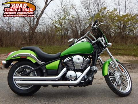 Used 2008 Kawasaki Vulcan 900 Custom For Sale In Ontario Or