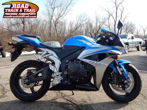 2007 Honda CBR600RR for sale in Big Bend, WI