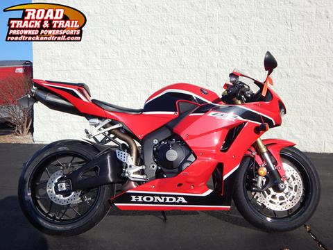 2017 Honda CBR600RR for sale in Big Bend, WI