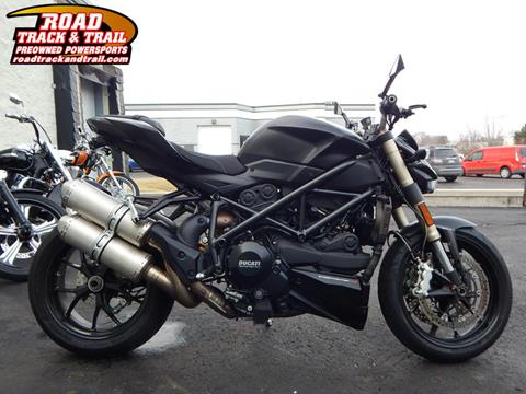 2014 Ducati StreetFighter 848 for sale in Big Bend, WI