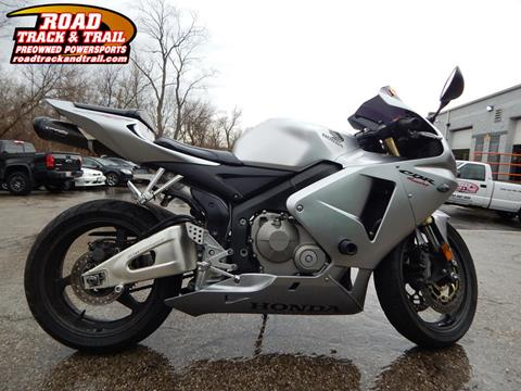 2006 Honda CBR600RR for sale in Big Bend, WI