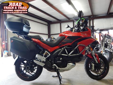 2014 Ducati Multistrada 1200 S Granturismo for sale in Big Bend, WI