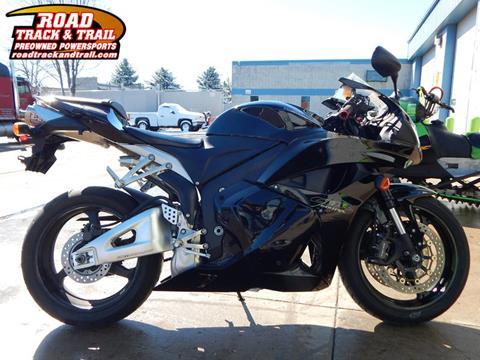 2011 Honda CBR600RR for sale in Big Bend, WI