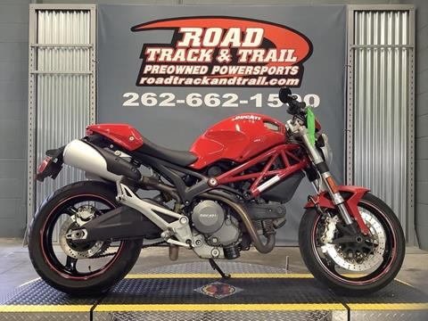 2013 Ducati Monster 696 for sale in Big Bend, WI
