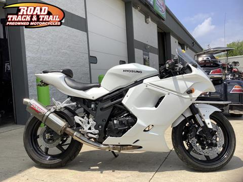 2016 Hyosung GT650R for sale in Big Bend, WI