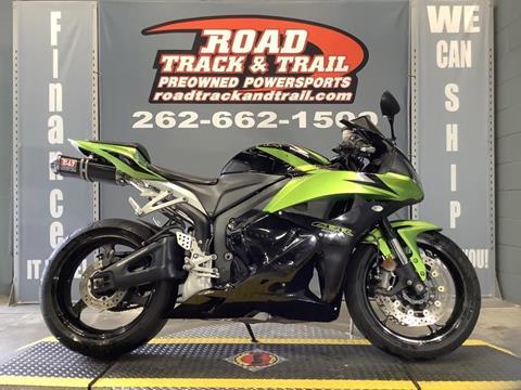 2009 Honda CBR600RR for sale in Big Bend, WI