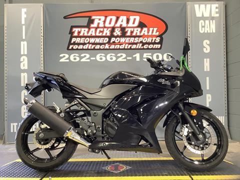 2012 Kawasaki Ninja 250R for sale in Big Bend, WI