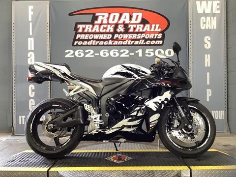 2010 Honda CBR600RR for sale in Big Bend, WI