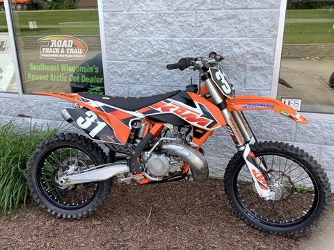 2015 KTM 250 SX for sale in Big Bend, WI