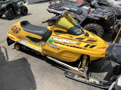 2001 Ski-Doo MXZ-800 for sale in Big Bend, WI