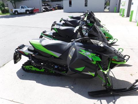 2018 Arctic Cat ZR 3000 129 for sale in Big Bend, WI