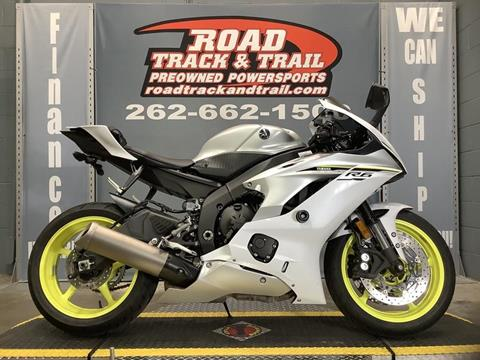 2017 Yamaha YZF-R6 for sale in Big Bend, WI