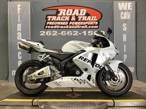 2006 Honda CBR600RR for sale in Big Bend, WI