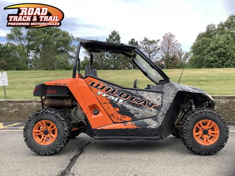 2016 Arctic Cat Wildcat Trail Special Edition for sale in Big Bend, WI