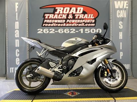 2008 Yamaha YZF-R6 for sale in Big Bend, WI