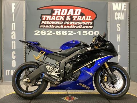 2009 Yamaha YZF-R6 for sale in Big Bend, WI