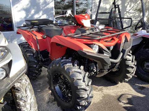 2016 Yamaha Grizzly