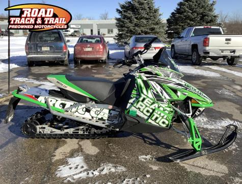 2013 Arctic Cat F 800 Sno Pro® for sale in Big Bend, WI