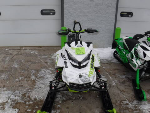 2018 Ski-Doo Freeride® Electric Powder