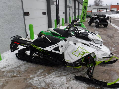 2018 Ski-Doo Freeride® Electric Powder for sale at Road Track and Trail in Big Bend WI