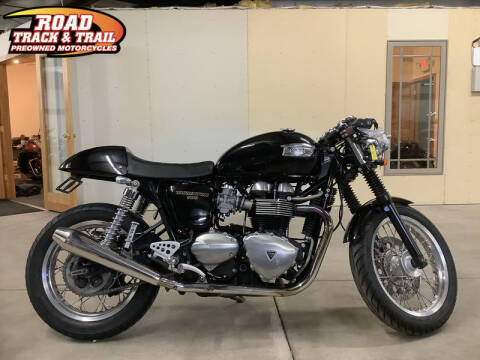2012 Triumph Thruxton for sale at Road Track and Trail in Big Bend WI