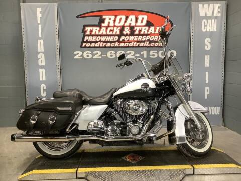 2008 Harley-Davidson® FLHRC - Road King® Classi for sale at Road Track and Trail in Big Bend WI