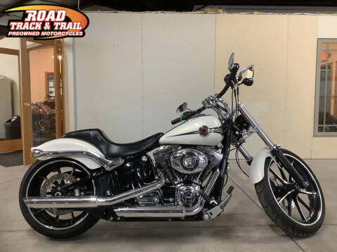 2014 Harley-Davidson® FXSB - Softail® Breakout& for sale at Road Track and Trail in Big Bend WI