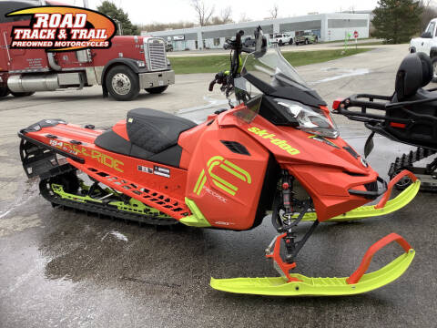 2016 Ski-Doo Freeride™ Electric Start for sale at Road Track and Trail in Big Bend WI