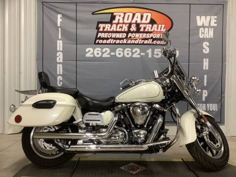 2012 Yamaha Road Star Silverado S for sale at Road Track and Trail in Big Bend WI