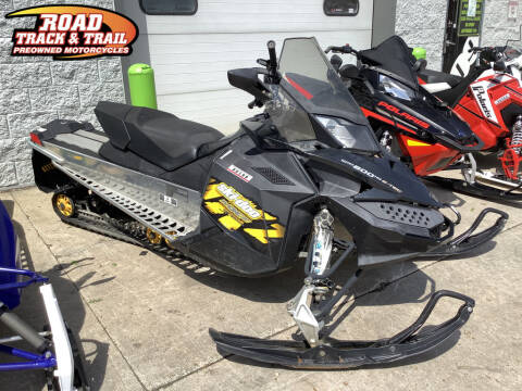 2009 Ski-Doo MX Z Renegade 600 H.O. E-TEC for sale at Road Track and Trail in Big Bend WI