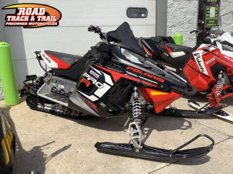 2012 Polaris 800 Rush® Pro-R for sale at Road Track and Trail in Big Bend WI