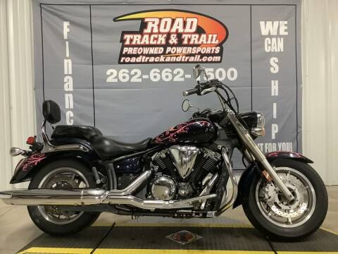 2007 Yamaha V-Star for sale at Road Track and Trail in Big Bend WI