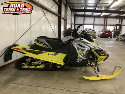 2016 Ski-Doo MXZ® X-RS® Electric  for sale at Road Track and Trail in Big Bend WI