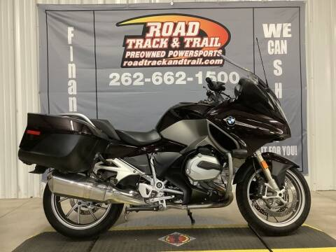 2016 BMW R 1200 RT for sale at Road Track and Trail in Big Bend WI