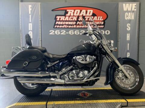 2006 Suzuki Boulevard C50 for sale at Road Track and Trail in Big Bend WI