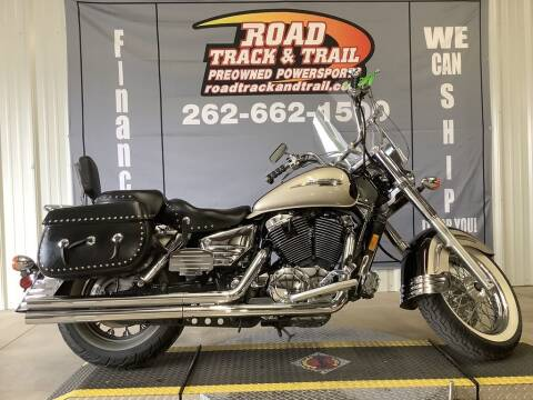 2000 Honda Shadow Aero 1100 for sale at Road Track and Trail in Big Bend WI