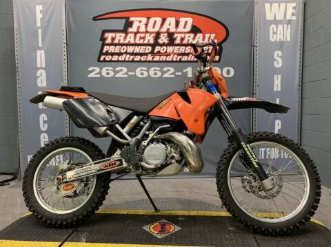 1999 KTM 300 EXC for sale at Road Track and Trail in Big Bend WI