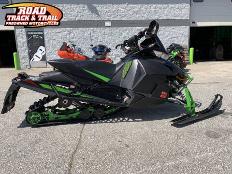 2016 Arctic Cat ZR 9000 El Tigre (129) for sale at Road Track and Trail in Big Bend WI