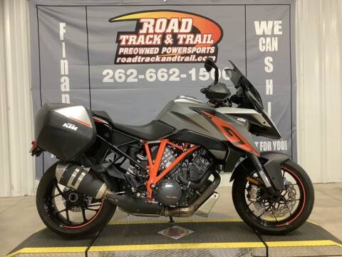 2016 KTM 1290 Super Duke GT for sale at Road Track and Trail in Big Bend WI