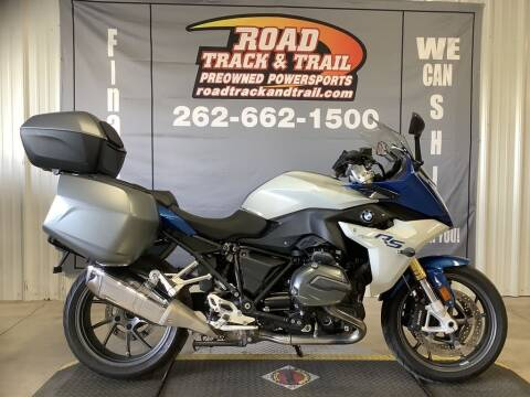 2016 BMW R 1200 RS Premium Lupin Blue / for sale at Road Track and Trail in Big Bend WI