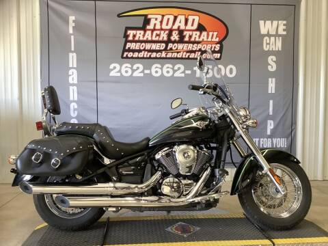 2015 Kawasaki Vulcan 900 Classic LT for sale at Road Track and Trail in Big Bend WI